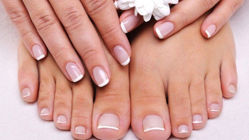 Fuss- und Handpflege